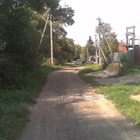 пос.Сертякино ул.Прудная