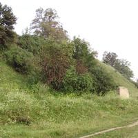 пагорби села Путринці