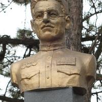 Бюст Закруткина