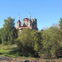 церковь Троицы Живоначальной и Модеста патриарха Иерусалимского