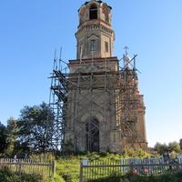 церковь Троицы Живоначальной и Модеста патриарха Иерусалимского, другой ракурс
