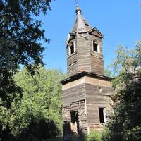 Церковь Спаса Преображения в Поддубье