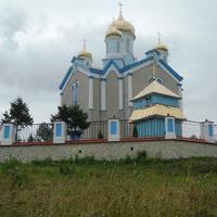 Церква в селі
