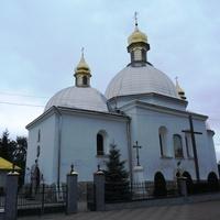 Церква Благовіщення Богородиці