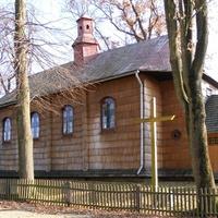 Cerkiew greckokatolicka sw. Jerzego w Lalinie.