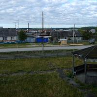 Таборы. Из окна больницы. 2012 г