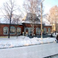 Туринск. Вокзал. 2006 г