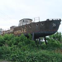 Туринск. У переправы. 2006 г