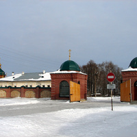 Туринск. Свято-Николаевский женский монастырь. 2009 г