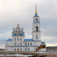 Североуральск. Петра и Павла, собор. 2006 г