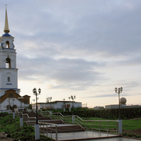 Североуральск. Петра и Павла, собор. 2008 г