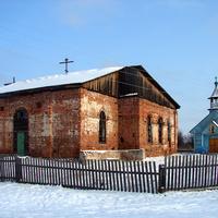 Таборы. Спаса Преображения, церковь. 2011 г