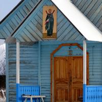 Таборы. Андрея Первозванного, церковь. 2011 г