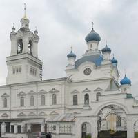 Камышлов. Собор Покрова Пресвятой Богородицы. 2007 г
