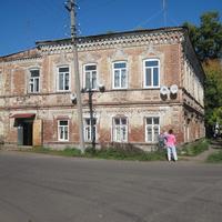 Дом на улице Гагарина