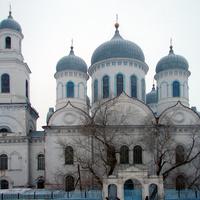 Касли. Церковь Вознесения Господня. 2007 г