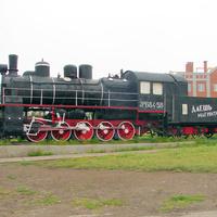 Магнитогорск. У вокзала. 2006 г