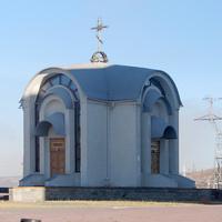 Магнитогорск. Собор Вознесения Господня. 2006 г