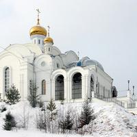 Златоуст. Церковь Серафима Саровского. 2008 г