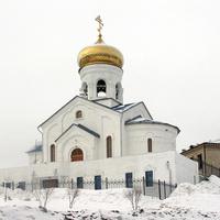 Златоуст. Церковь Симеона Верхотурского. 2008 г