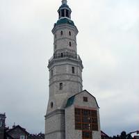 Златоуст. Башня-колокольня с часовней Святителя Иоанна Златоуста2012 г