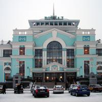 Омск. вокзал. 2008 г