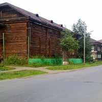 Енисейск Красноярского края. АМБАР.