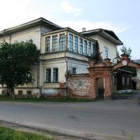 Енисейск. Бывшая усадьба купца Кытманова.