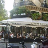 Культовое парижское кафе