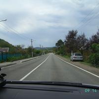 По дороге в Архипо-Осиповку