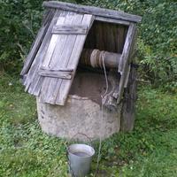 колодец в деревне ГурковаНива