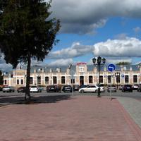 Ишим. Вокзал. 2011 г