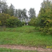 парк и памятник погибшим в ВОВ д.Б.Кугунур