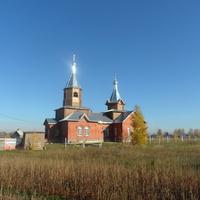 церковь пгт Лебяжье