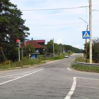 Поворот на светофоре