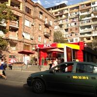 KFC на проспекте Маштоца