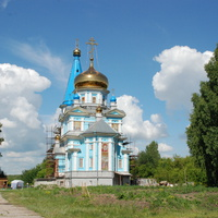 Сергиево-Казанский храм, п. Краснообск