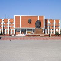 Здание администрации города Орехово-Зуево