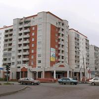 Перекресток ул.Володарского и ул.Урицкого