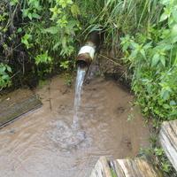 самая чистая вода (ключевая)