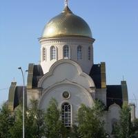 Храм Сергия Радонежского в Ростошах
