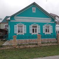 Татарский дом в Национальной деревне