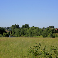 Пос. Мста, река Мста, мстинский ж.д. мост