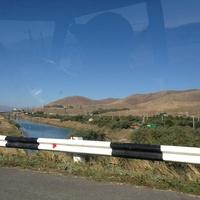 Начало канала Севано-Разданского каскада