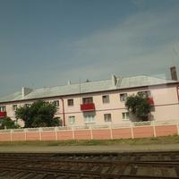 Около вокзала