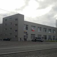 Бизнес-центр на углу ул. Киевской и ул. Свободы