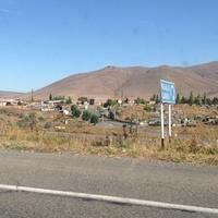 Вид на город со стороны шоссе