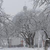 с. Чернів церква
