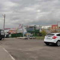 Строительный рынок на Симферопольском шоссе у Подольска