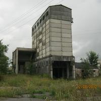 здание на территории птицефабрики